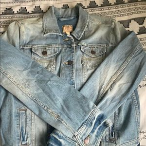 Abercrombie &Fitch Denim Jacket